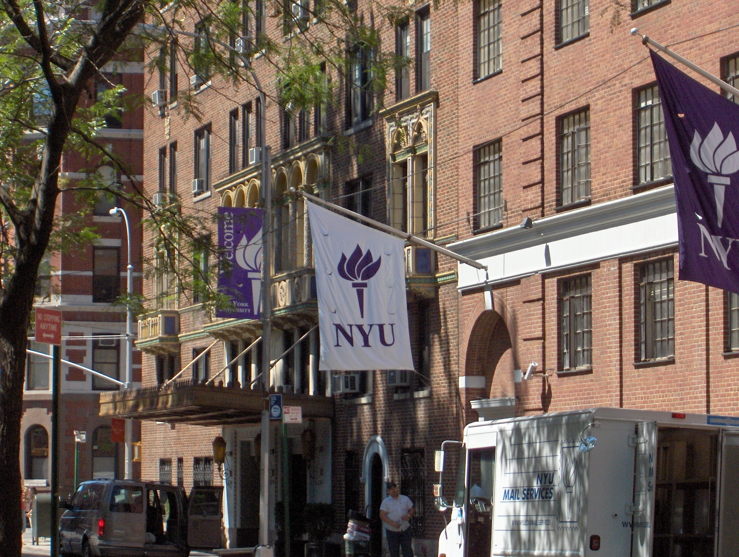 NYU Real Estate program